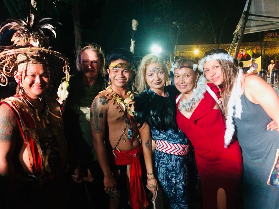 whare tapere maori performance art