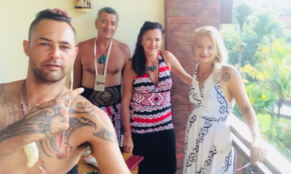 maori performing arts he whare karioi