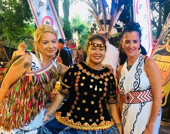 whare karioi maori performing arts bali