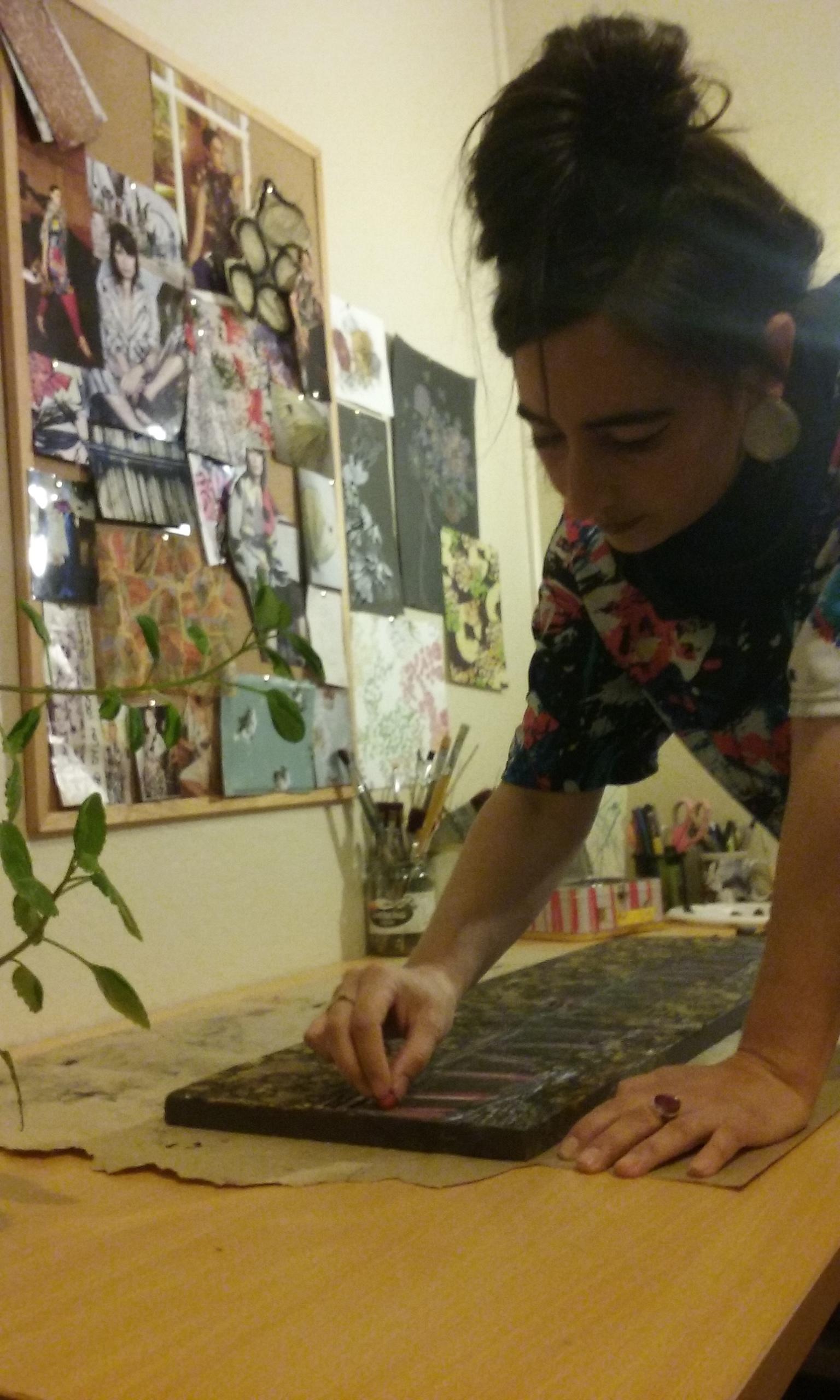 sophia parun ngai tahu maori artist buy new zealand art