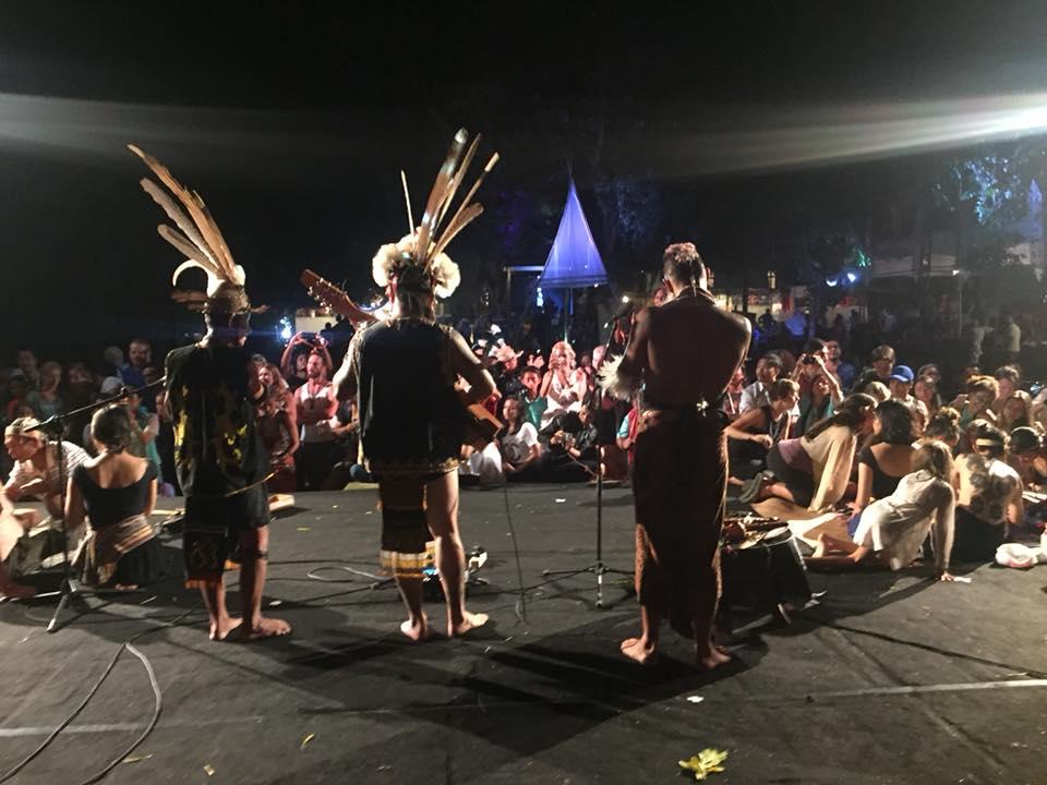 maori performance art