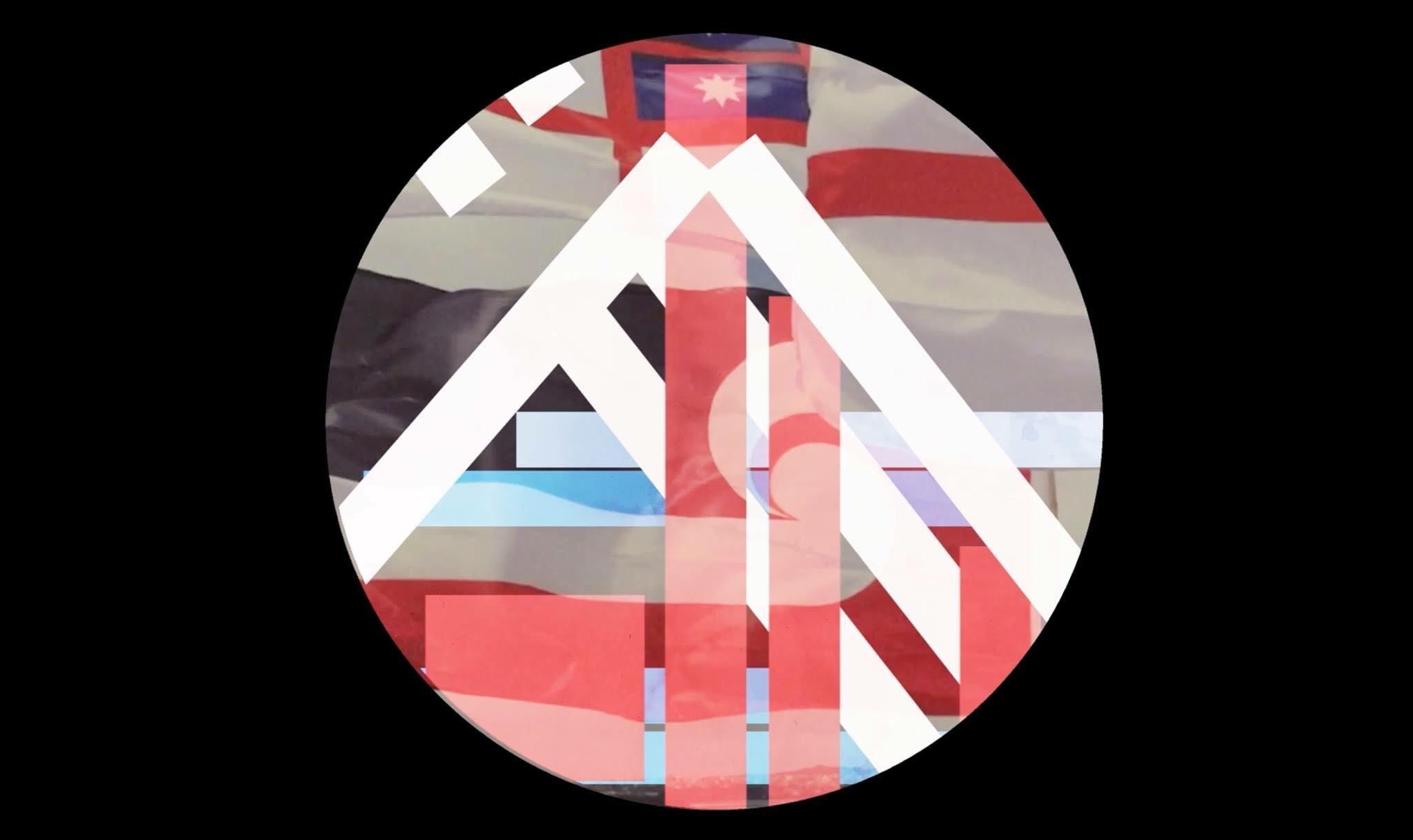 Image still from Jamie's collaborative work titled  'Karanga'.