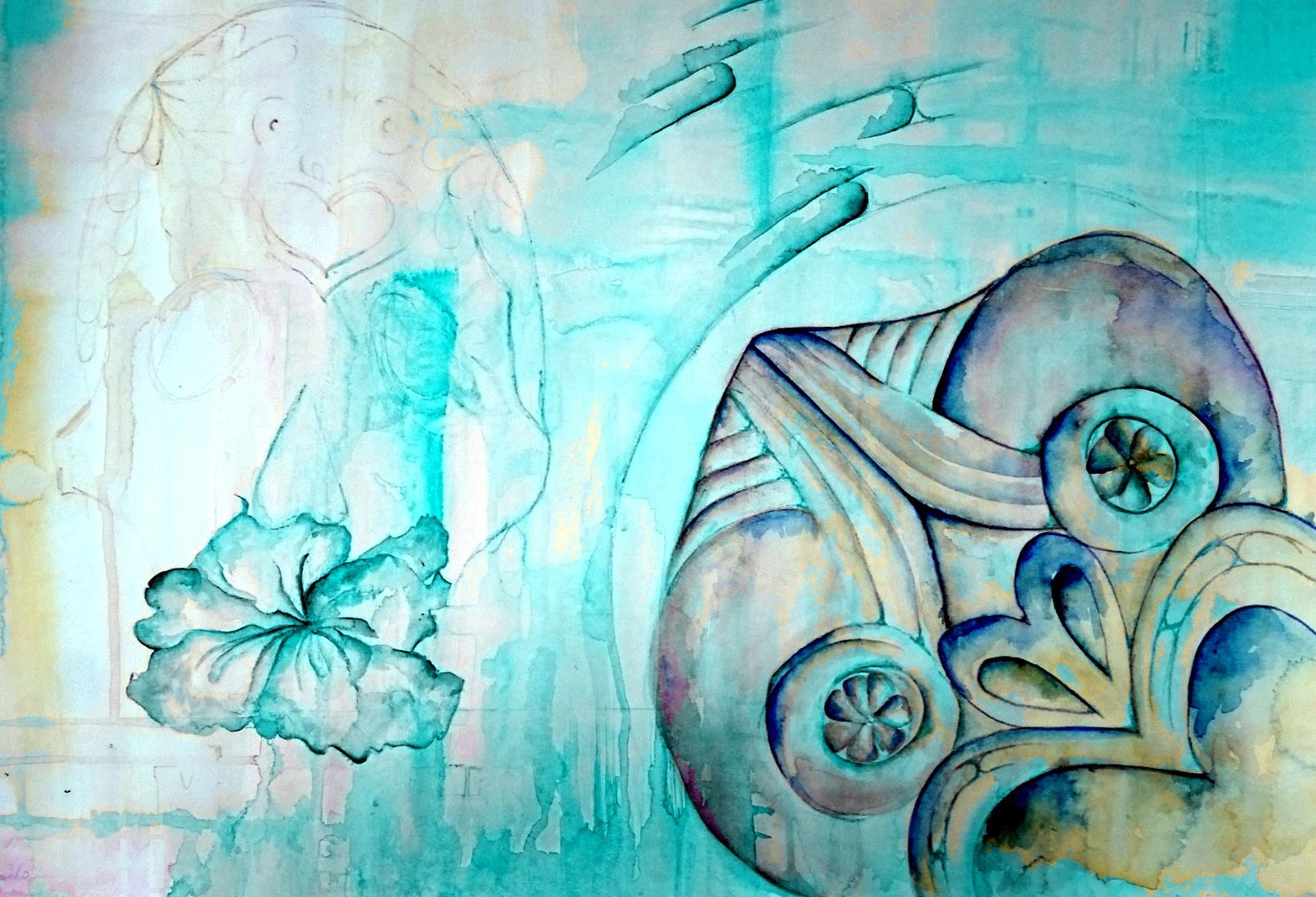 'Mokomokai'  by Hayley Galo.