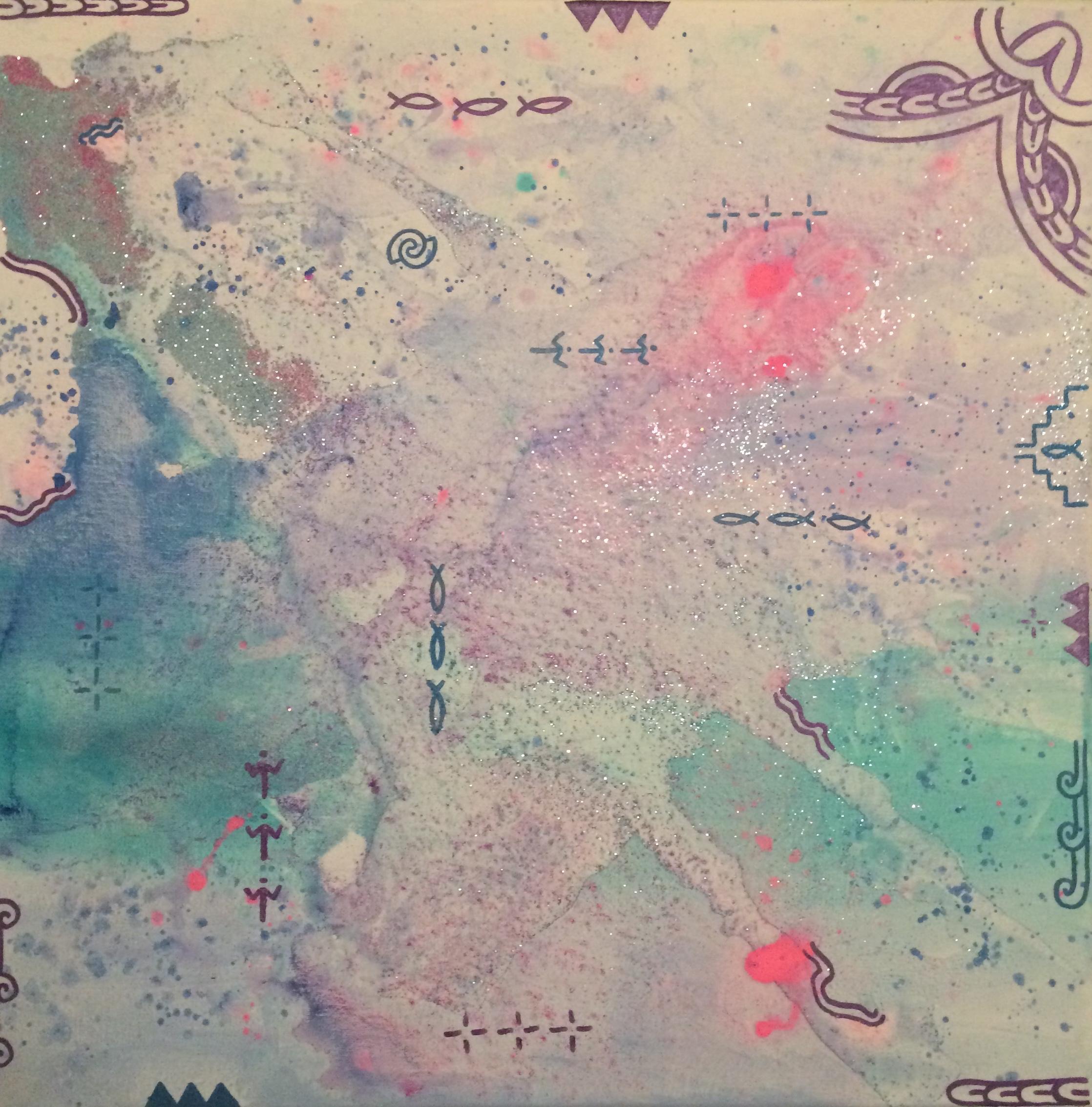 'Hinemoana II'  by Taryn Beri.