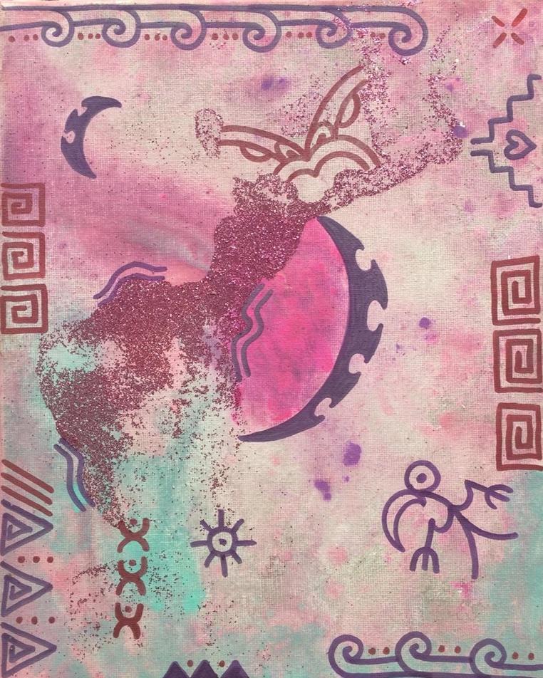 'Moemoea II'  by Taryn Beri.