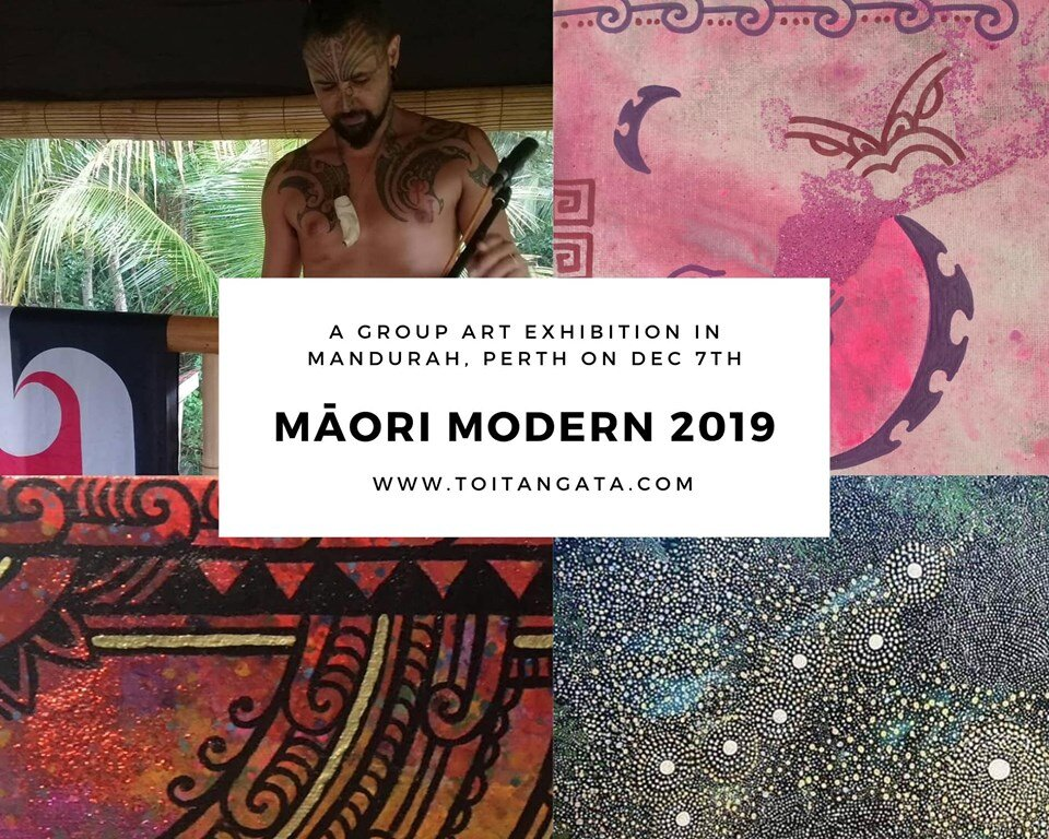 buy maori art online toi gallery oceania polynesian new zealand indigenous original painting