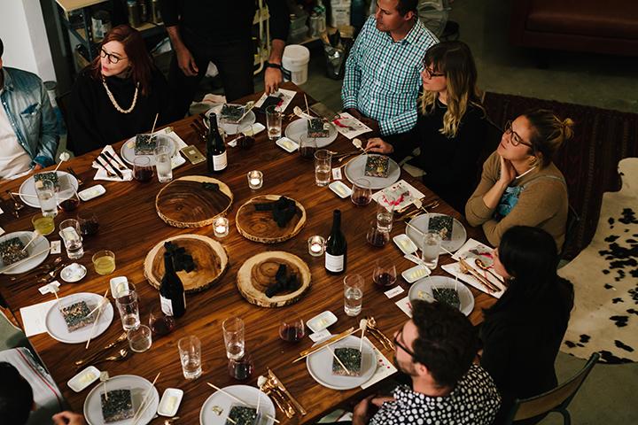 Studio Table Dinner #1