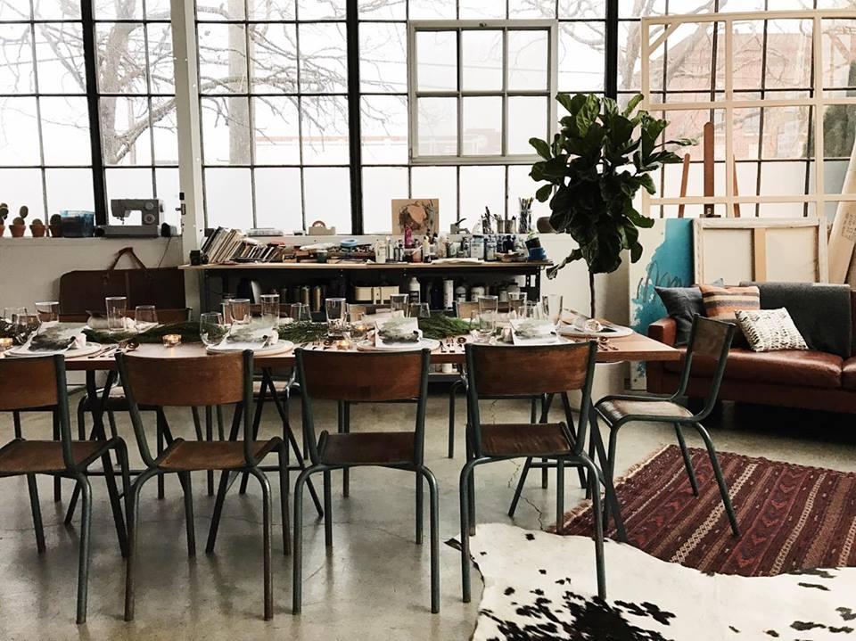 Studio Table x lululemon