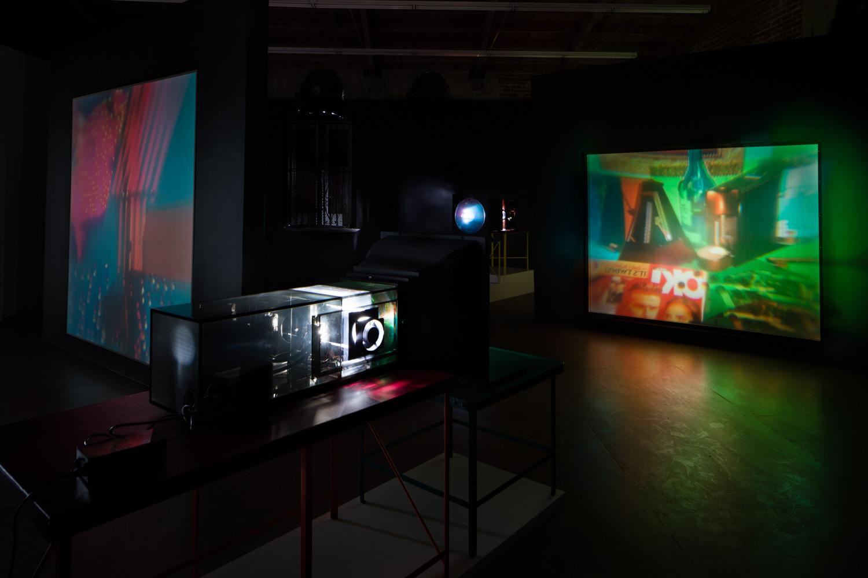 Alex Hubbard,  Projectors,  February 12 – March 23, 2019   Press Release