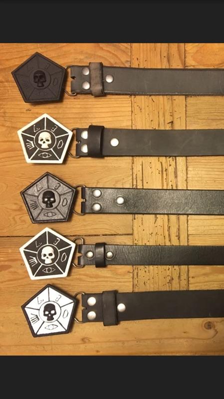 Custom Hyper belts
