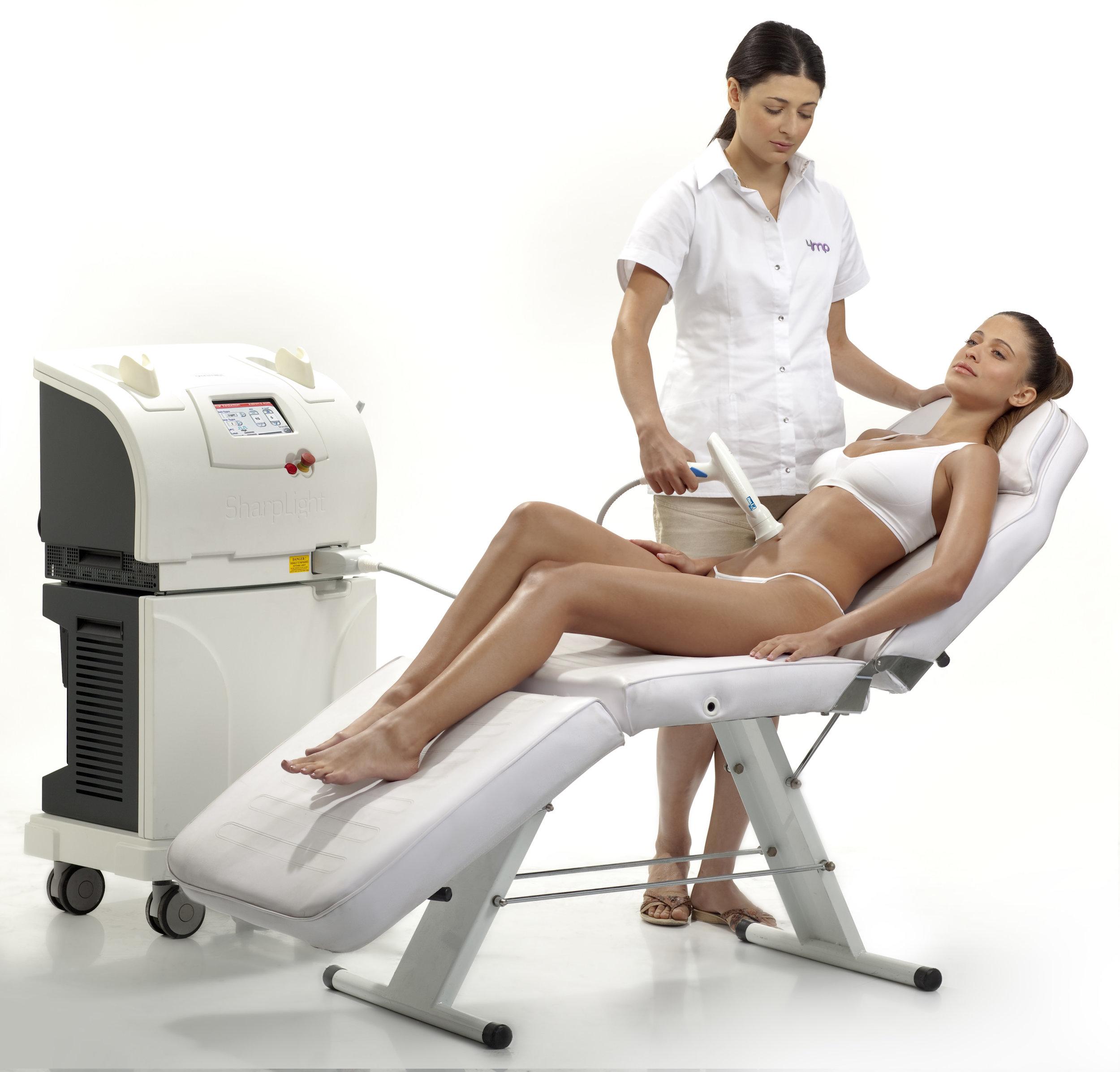 Laser Treatment - Kinga's Organic Medi Spa