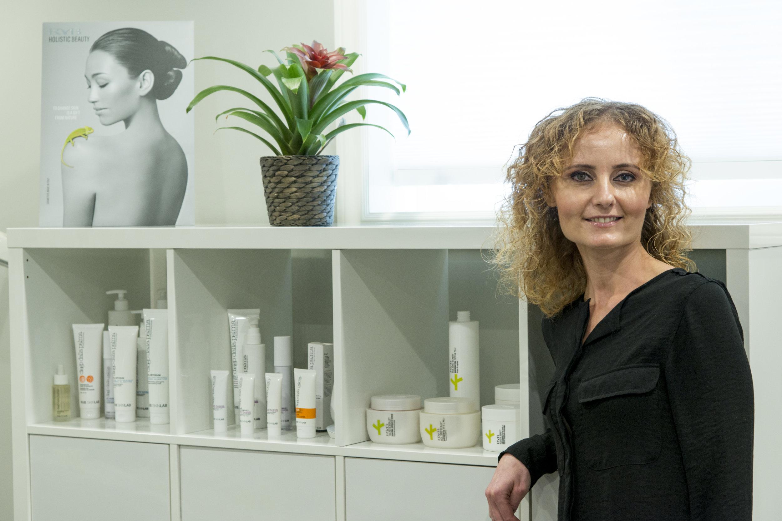 Kinga's Organic Medi Spa - Kinga Nemes Owner