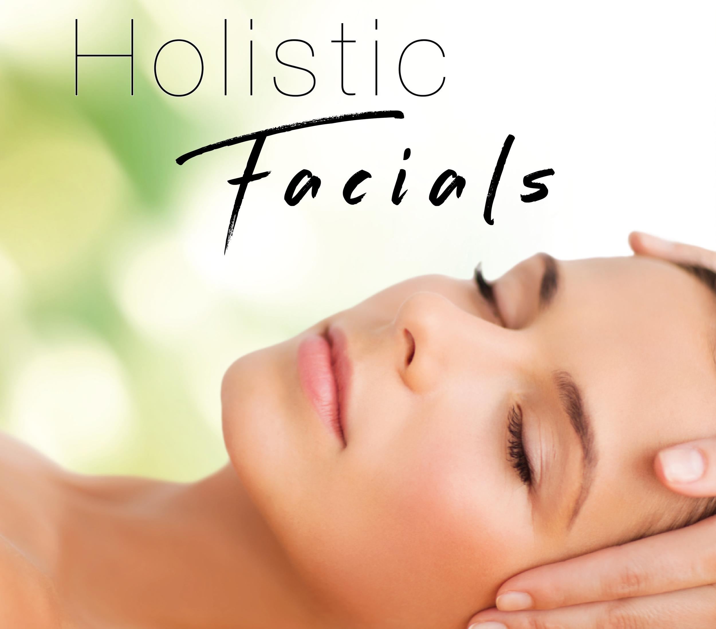 Holistic Facials