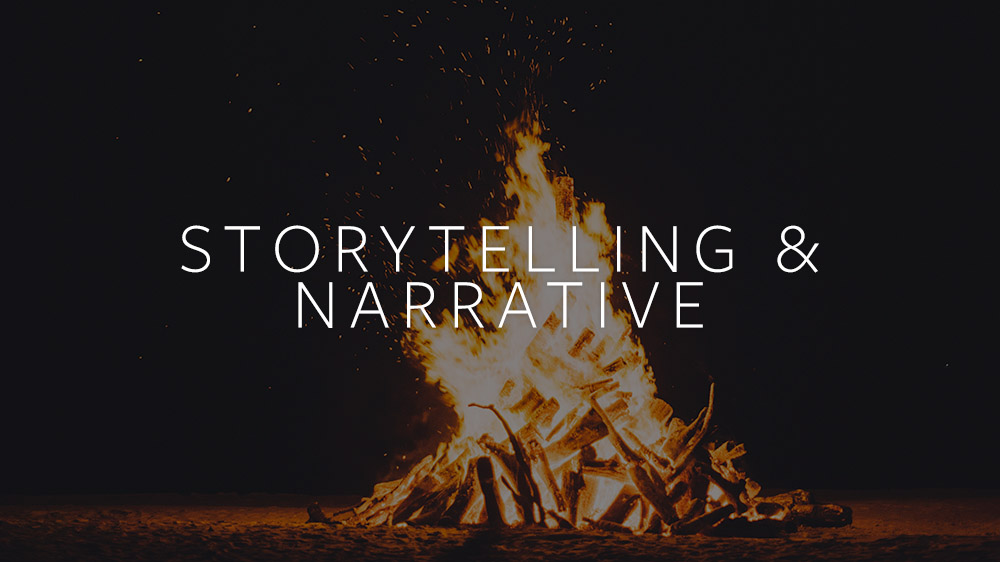 Learn how to craft a compelling concept, build emotional connections with your users, and tap into the most powerful traditions in human storytelling.