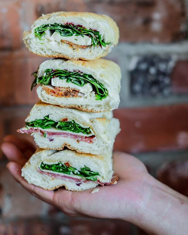 Surround yourself with people who lift you up! #motivationalmonday Like these adorable and delicious sandwiches. They're soaring high and reaching their dreams. . . . . #twotriangles #vancouver #vancityeats #vancouverfood #yvr #yvrfood #yvrtreats #food #yummy #foodporn #instafood #delicious #foodie #sandwich #sandwiches #foodgasm #foodpic #yum #foodphotography #vancouver #local #localbusiness
