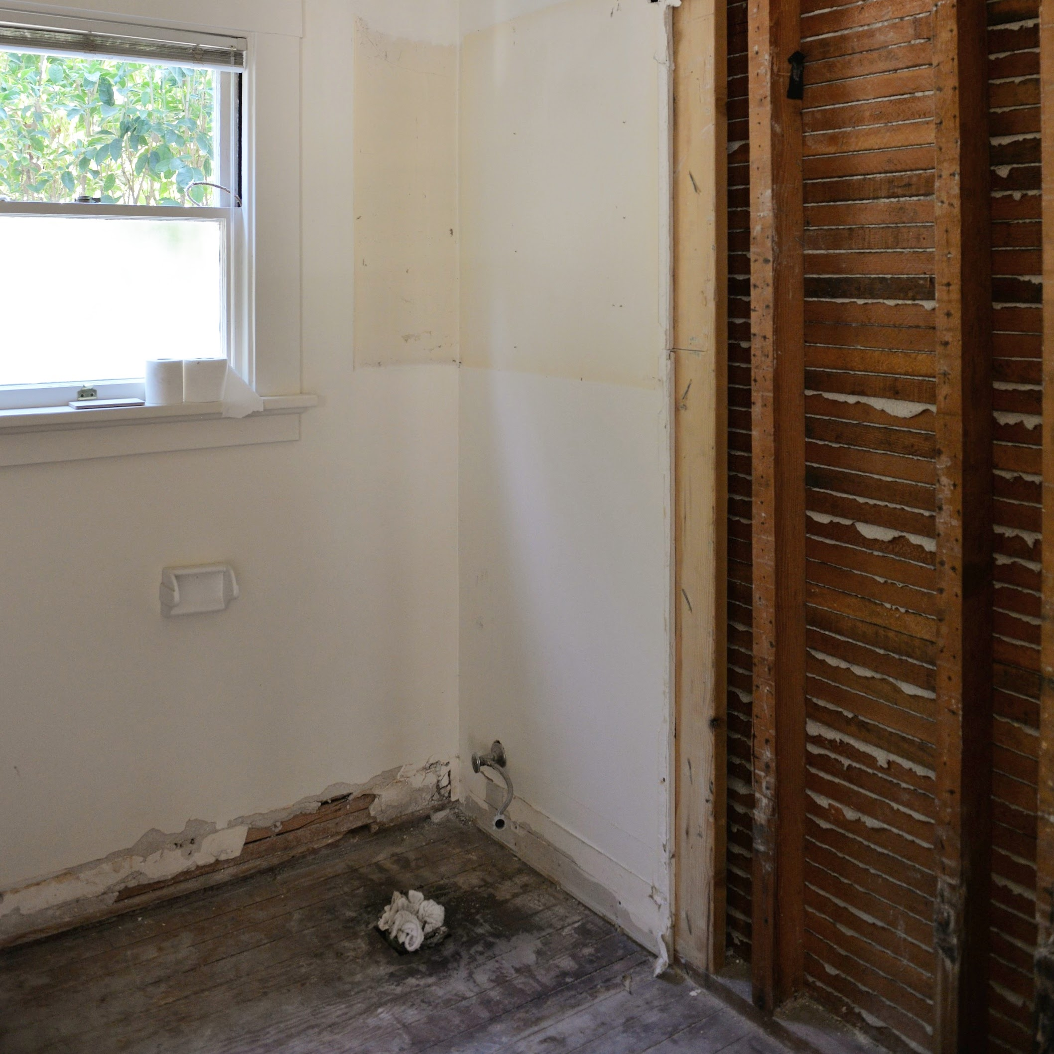 The once and future bathroom