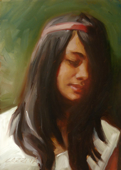 """Headband"" by John Larriva"