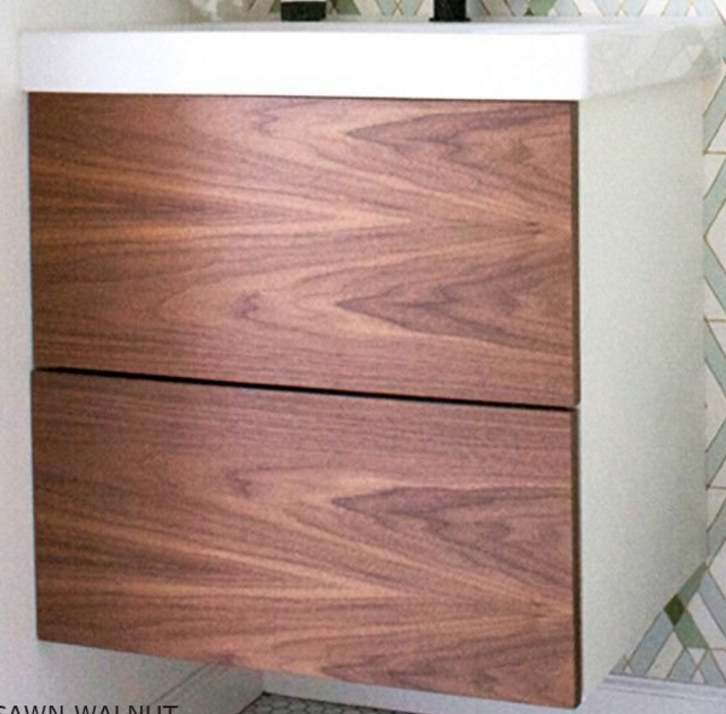Ikea + Semihandmade front