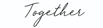 Together Neon Sign Font