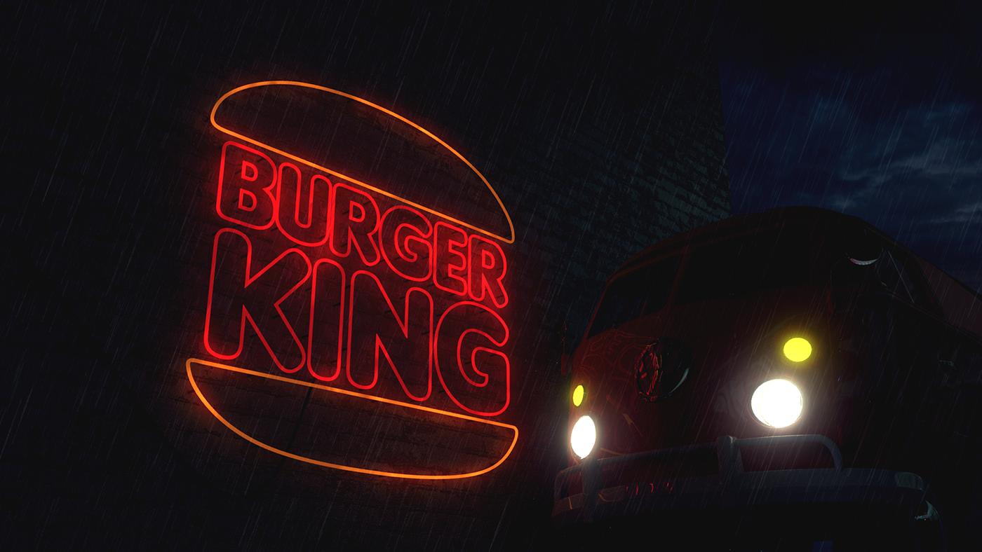 Trey Trimble - Burger King