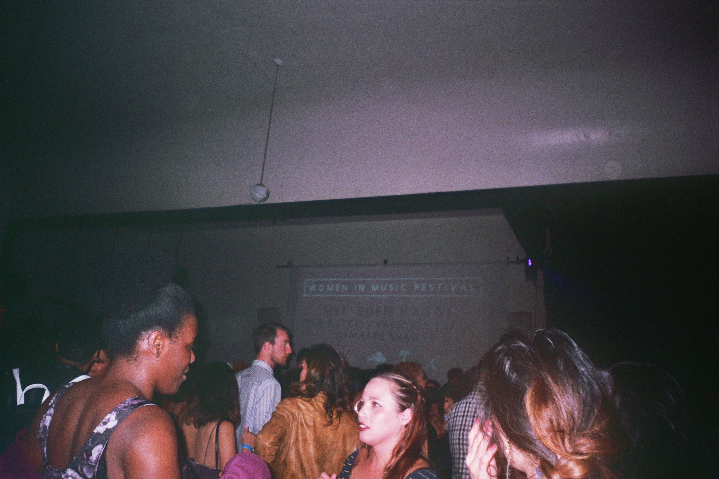 Closing party at the Starline Social Club in Oakland.