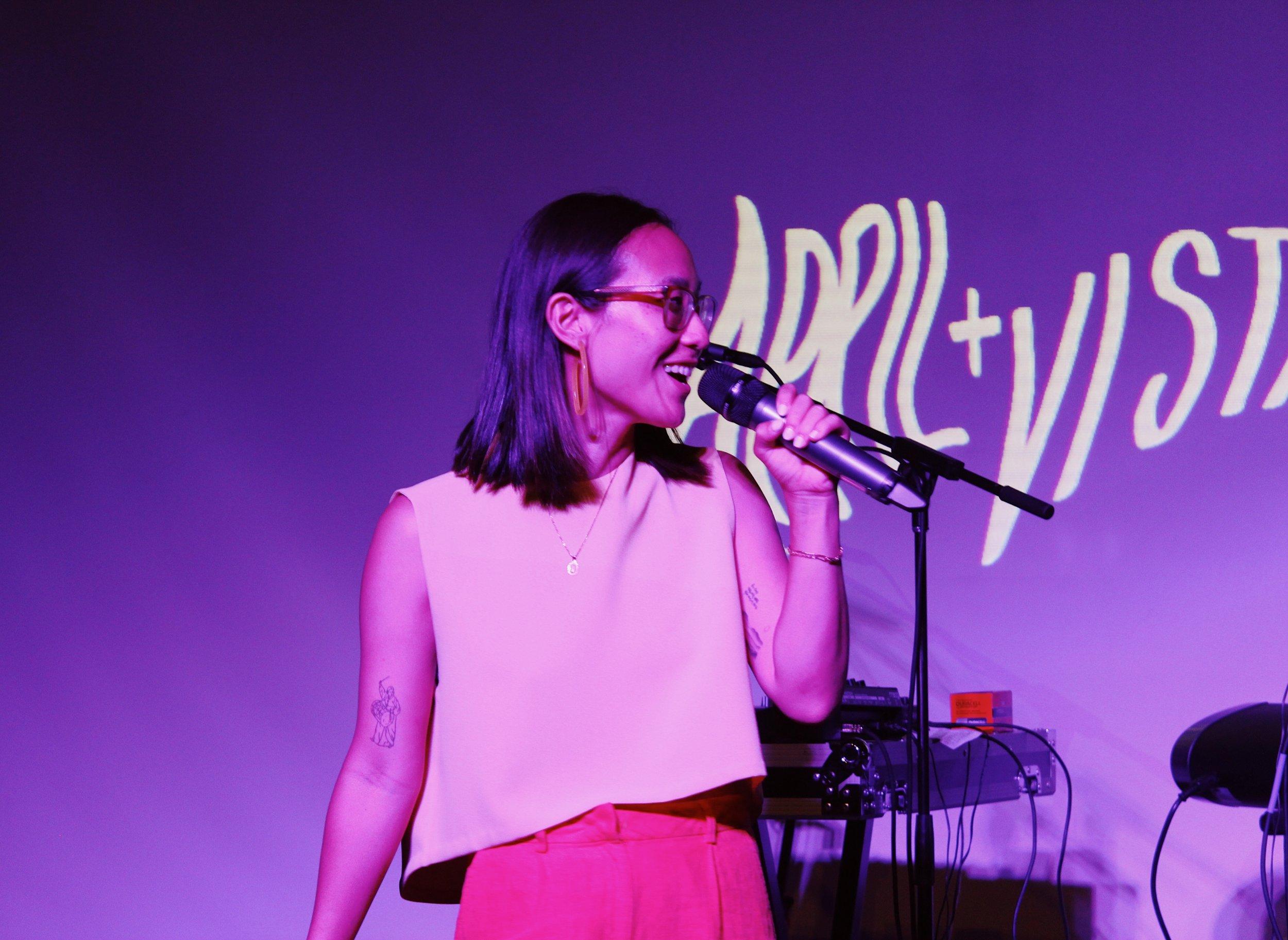 Jane Shin from Los Angeles, CA.  Photo by Stephanie Salinas