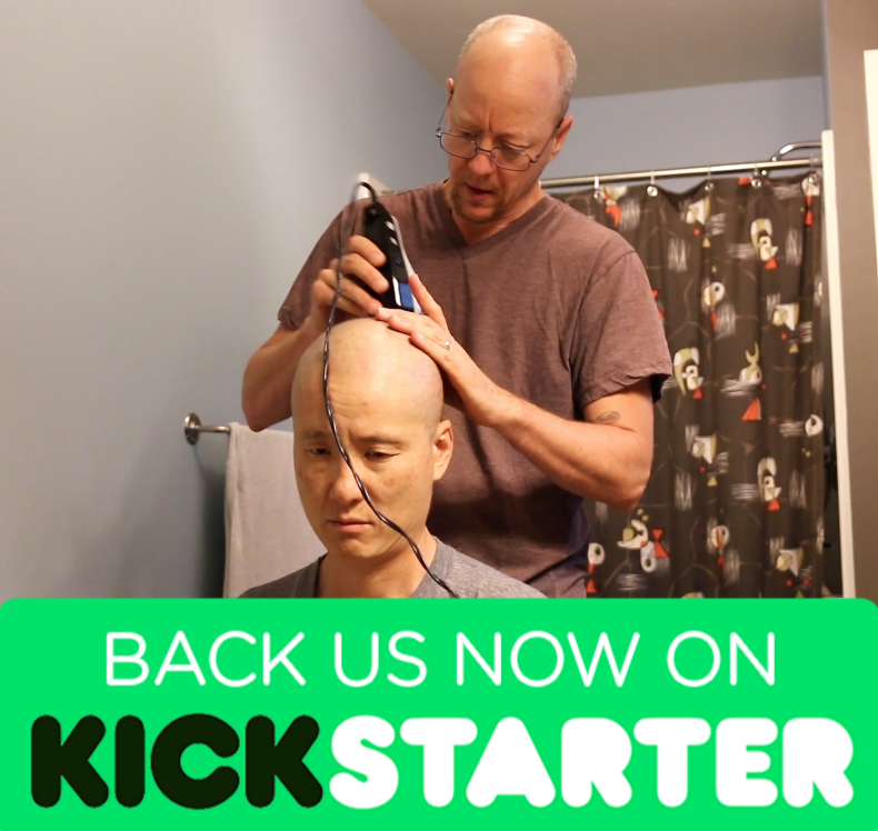 Thank you backers - You helped us raise almost $15,000 to make this film a reality!