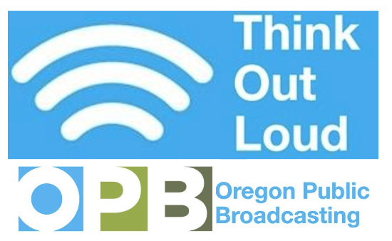 Oregon Public Broadcasting - On June 10, Think Out loud interviewed the filmmakers of Trans Dudes with Lady Cancer. Think Out Loud is a daily show about politics and global issues, music and sports, books and the environment.
