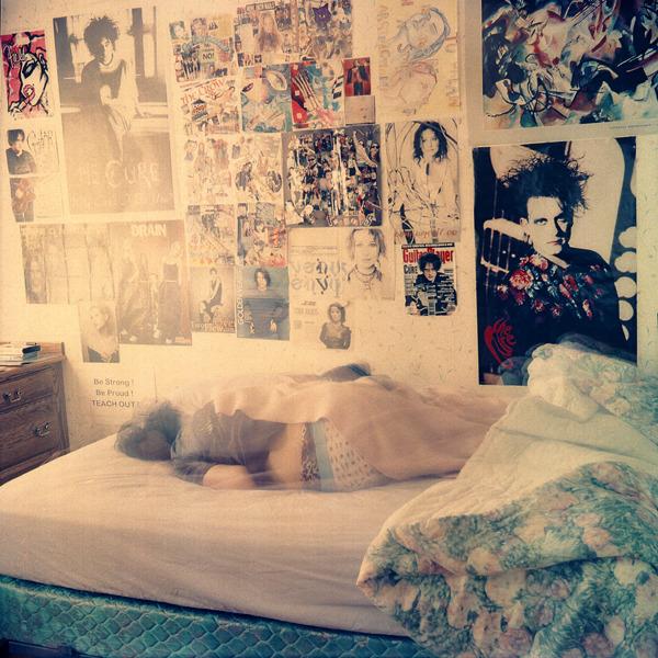 Walpole, Childhood Bedroom, 7 Hours, 2004