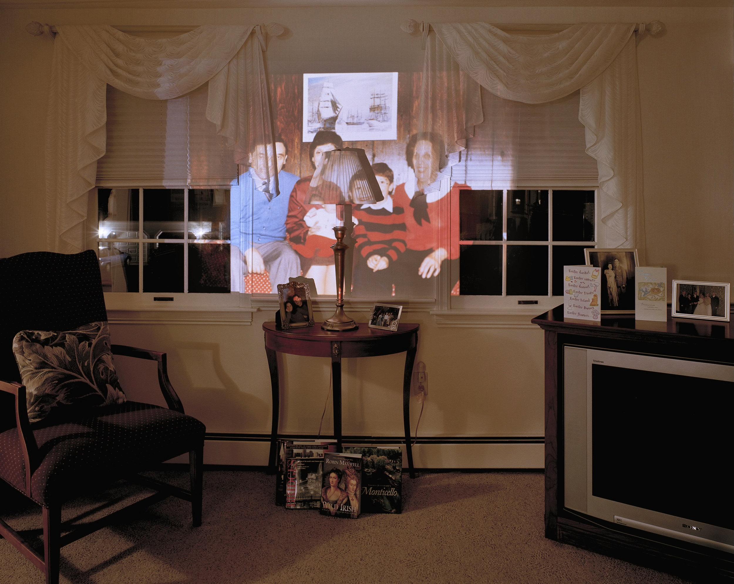 Family Room, 2004