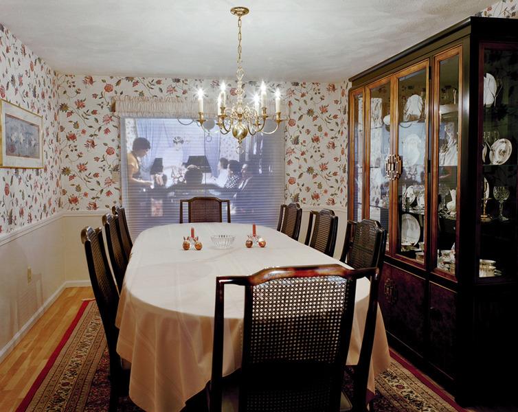 Dining Room, 2004