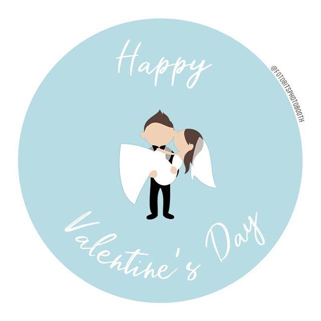 Just another Valentine's Day post to add to your feed! Oops 🙈🌹 . . . #happyvalentinesday❤ #datenightin #holdthemoment #valentinesart #brideandgroom #vectorartwork #cutedesign #cuteillustration #cuteart #kawaiiart #kawaiicute #cutekawaii #kawaiipastel #kawaiistuff #digitaldrawings #illustragram #fotobitsco #fotobitsphotobooth
