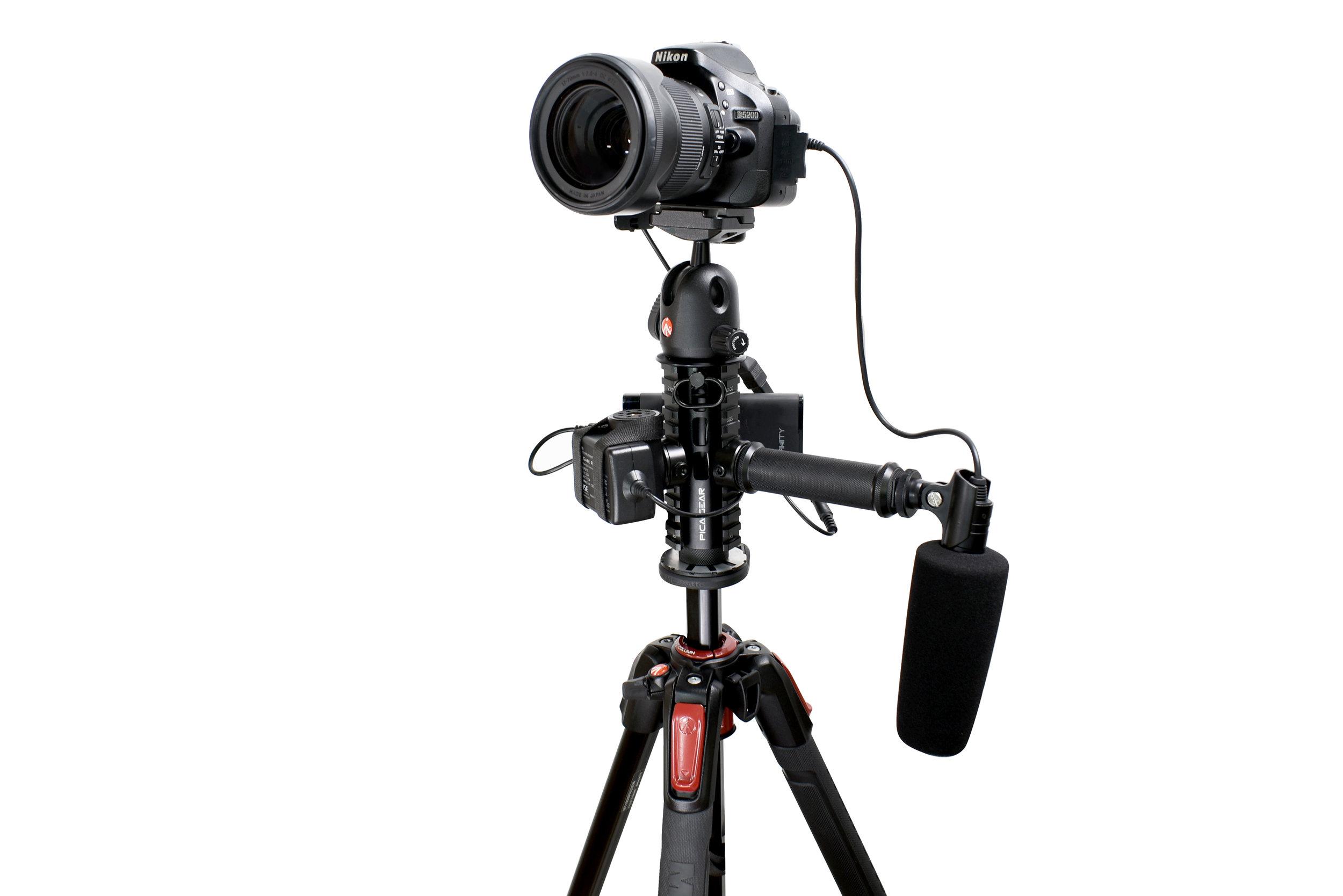 Pica-gear Pica-Pod steady handle DSLR