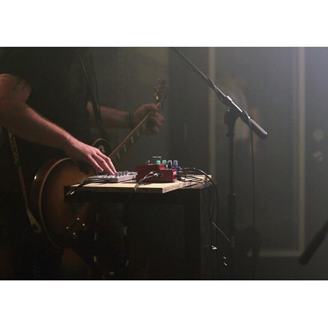 Some still shots from the live session we did with Heavy Things. Video by @whosrosstheisen and @jmemerick