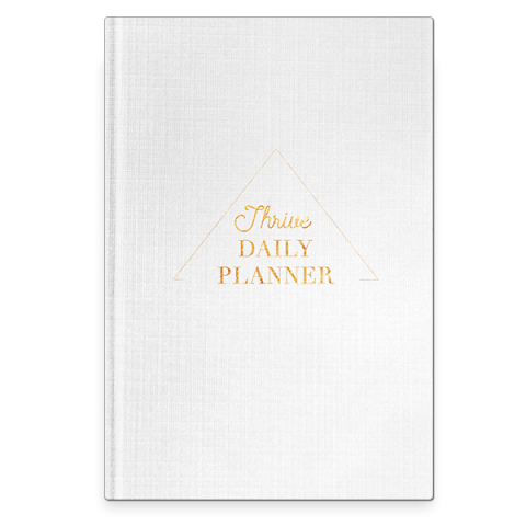 Thrive Daily Planner