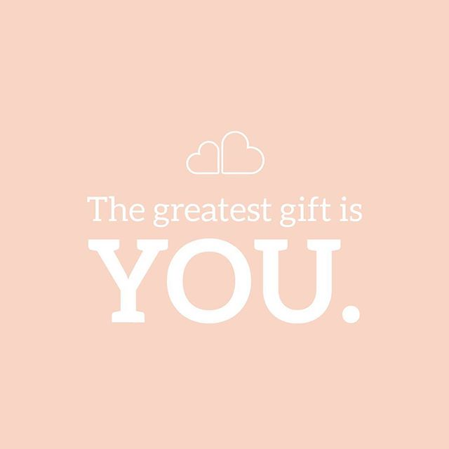 After a deeply refreshing time in Osaka and the mountains, I have able to get direction on our focus for the remainder of the year. In the meantime, this is a simple reminder of what this is all about... The greatest gift you can give is to be you. Fully present, 100% you. ✌😀 #greatestgift