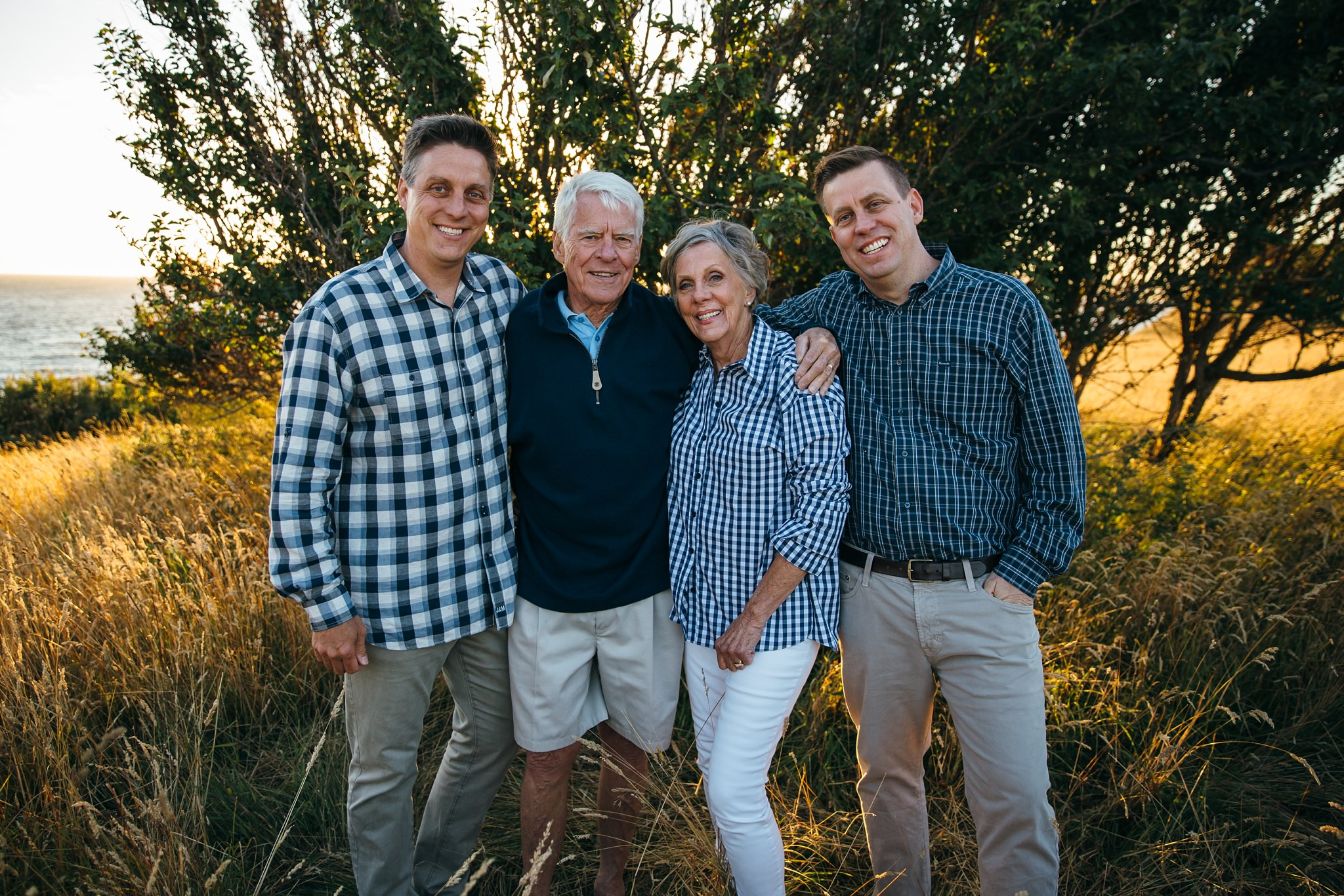 Extended Family Pictures   Whidbey Island Family Photographer