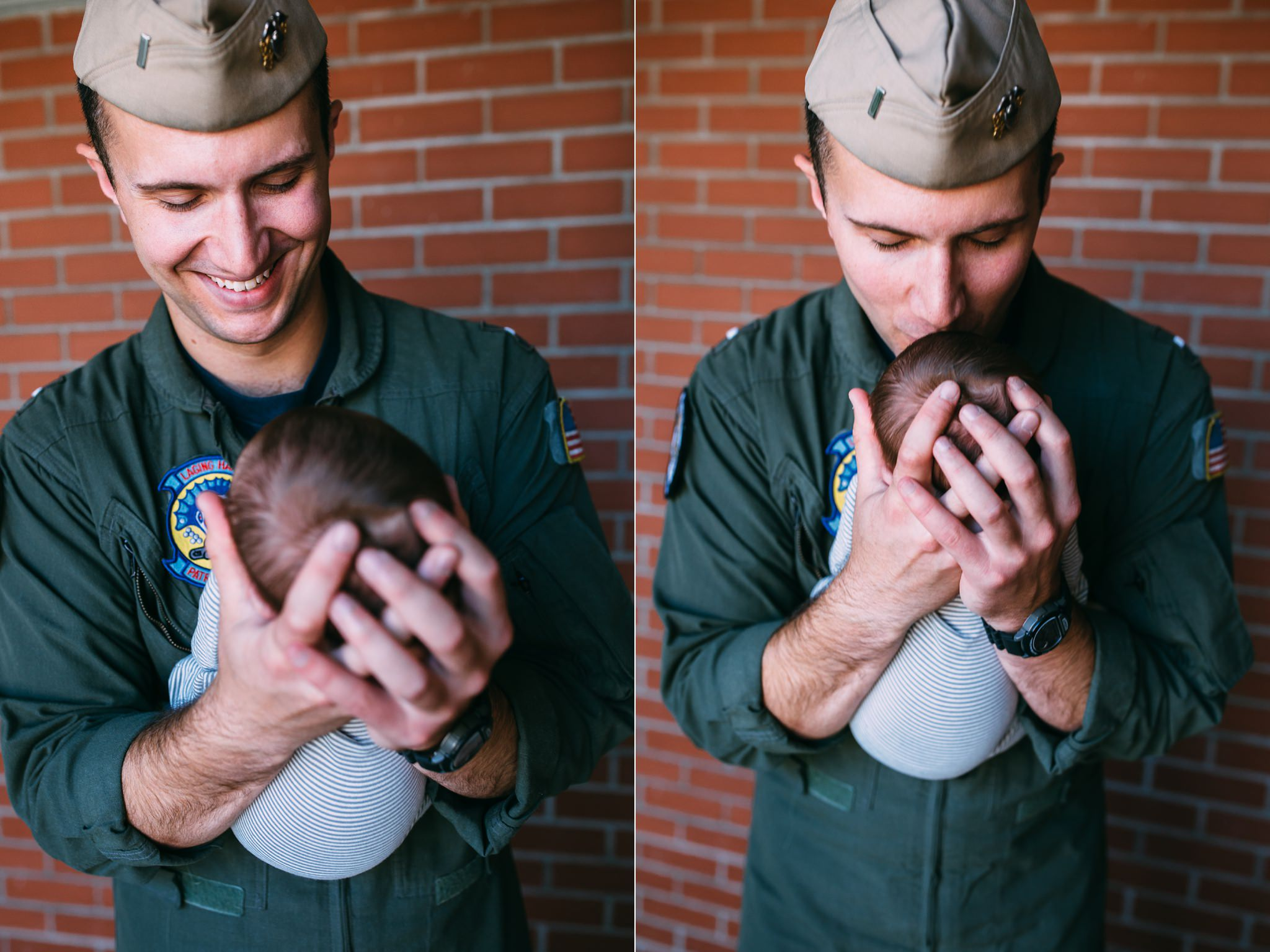 In-Home Newborn Lifestyle Session | Whidbey Island Family Photographer