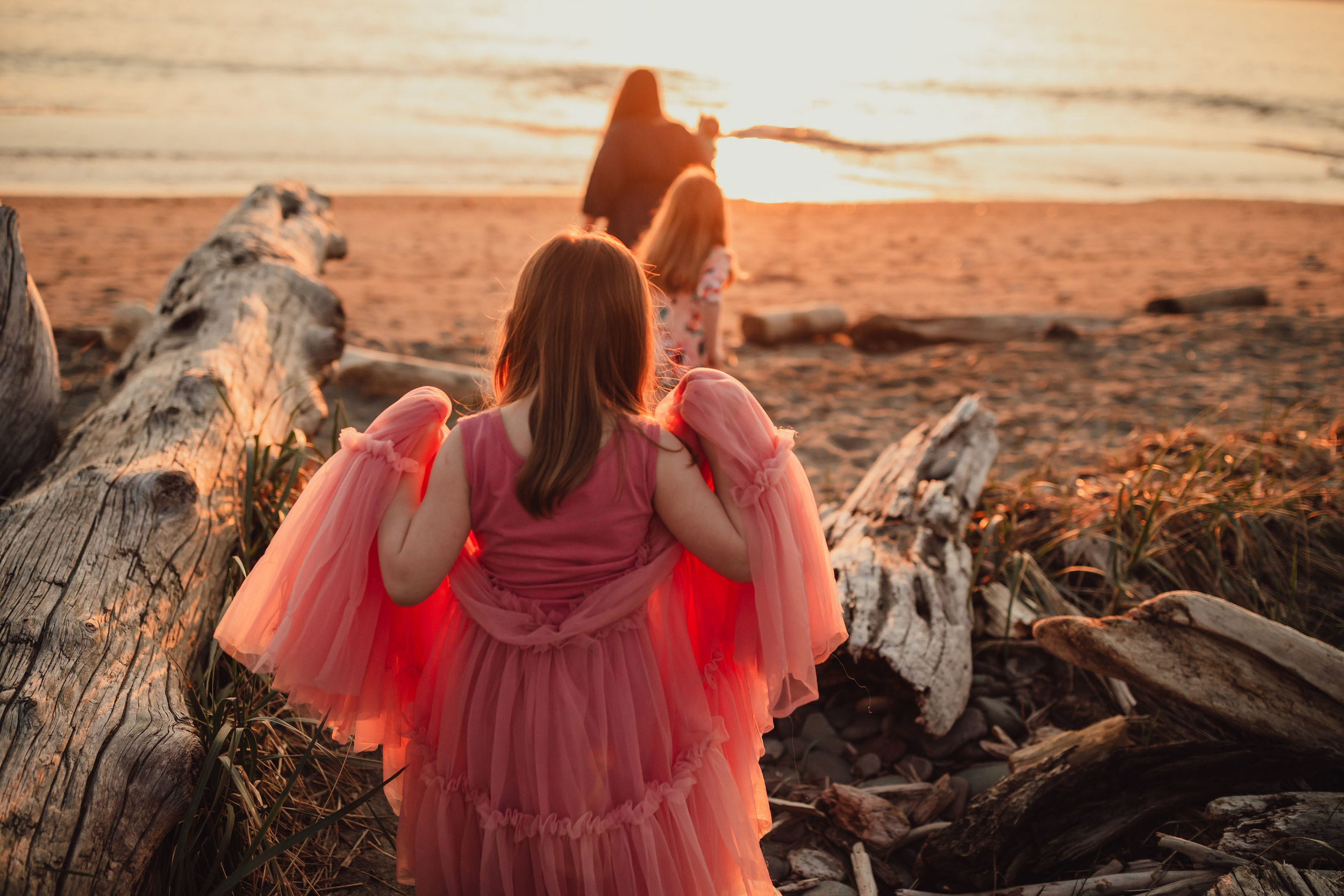 Deception Pass family session | Kara Chappell Photography