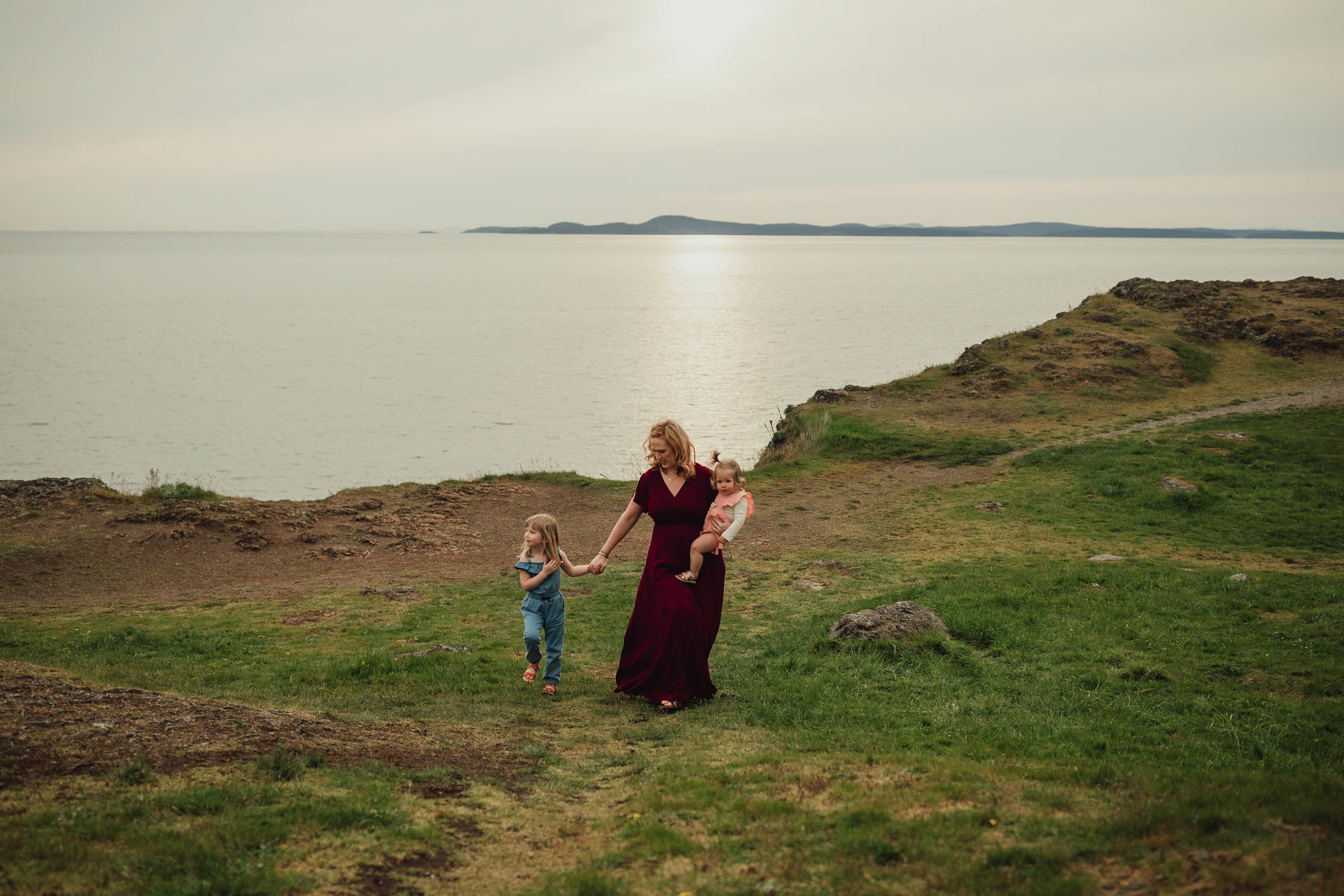 family session | Rosario Bay | Kara Chappell Photography