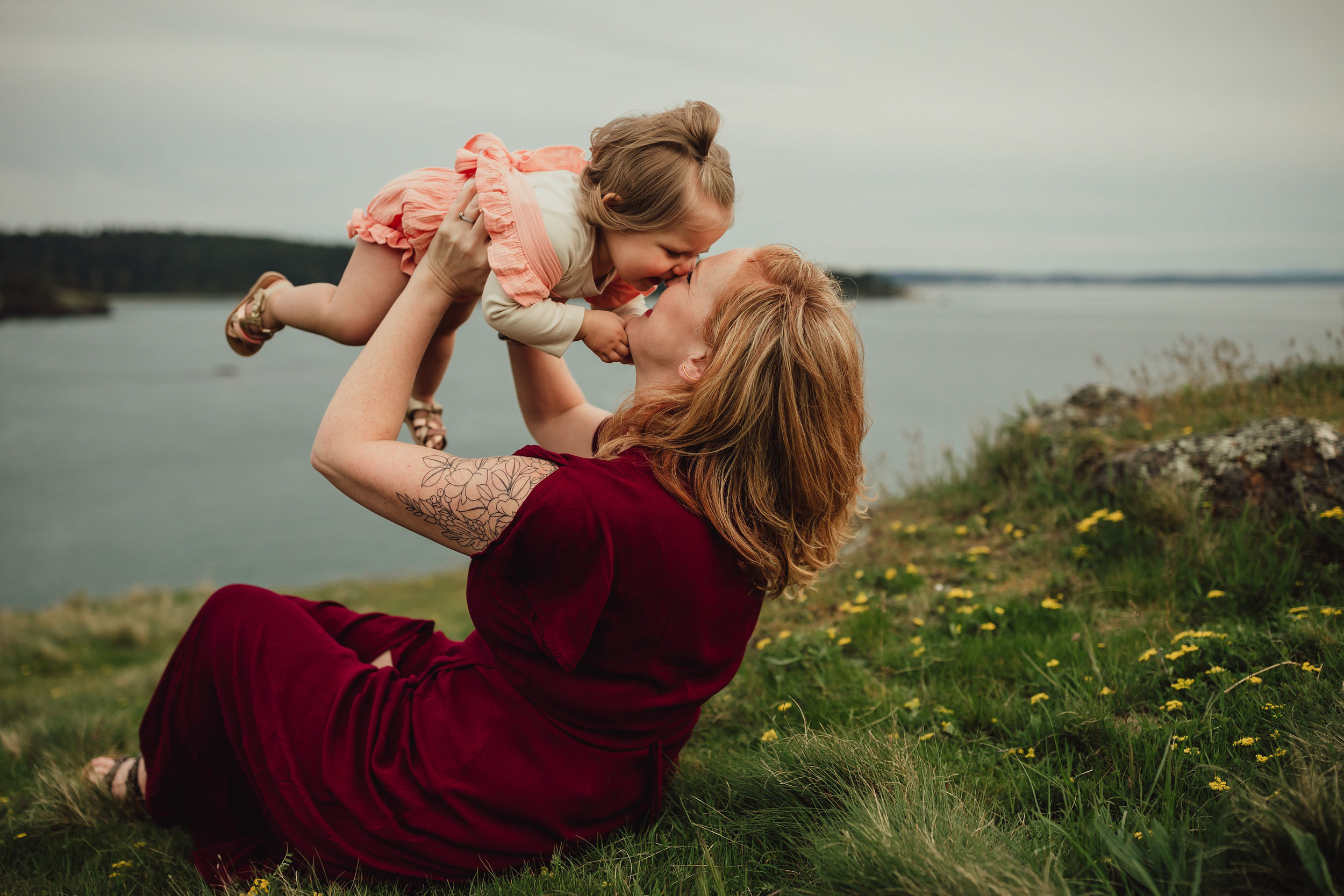family session | Deception Pass State Park | Kara Chappell Photography