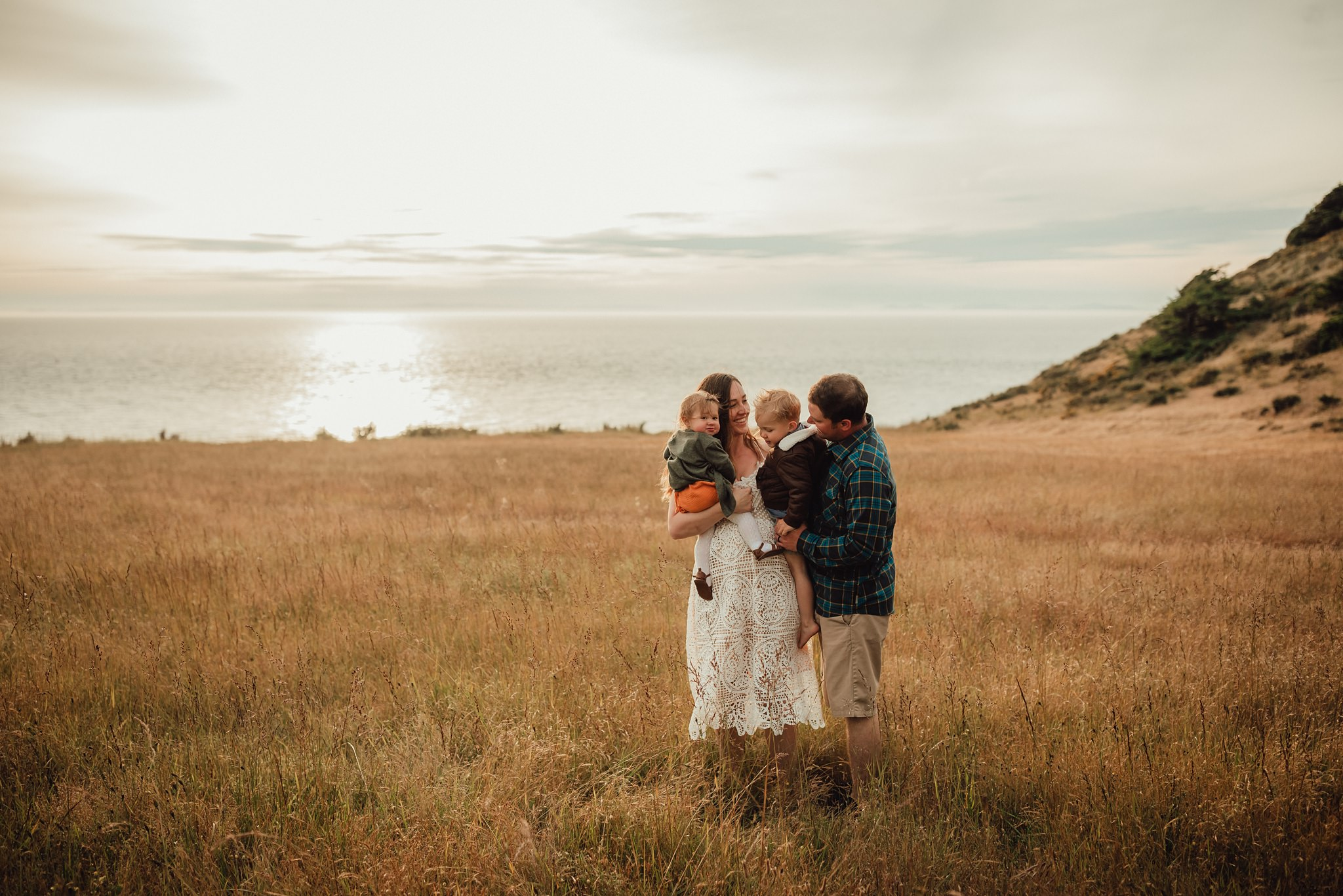fort ebey state park family photographer