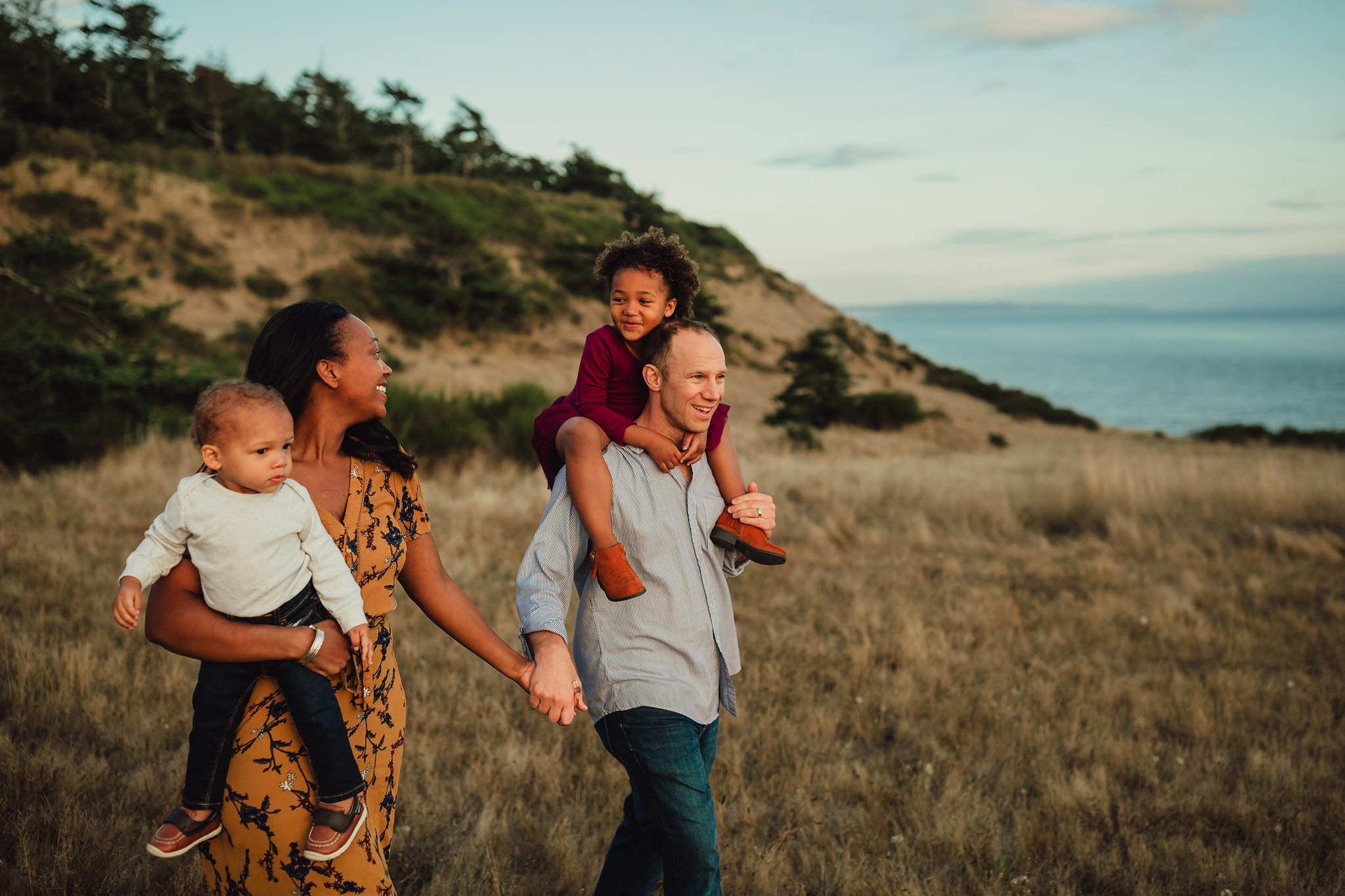lifestyle photographer fort ebey state park