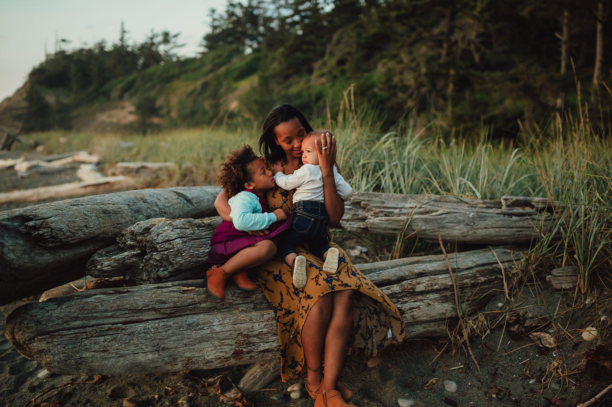 beach pictures at Fort Ebey State Park