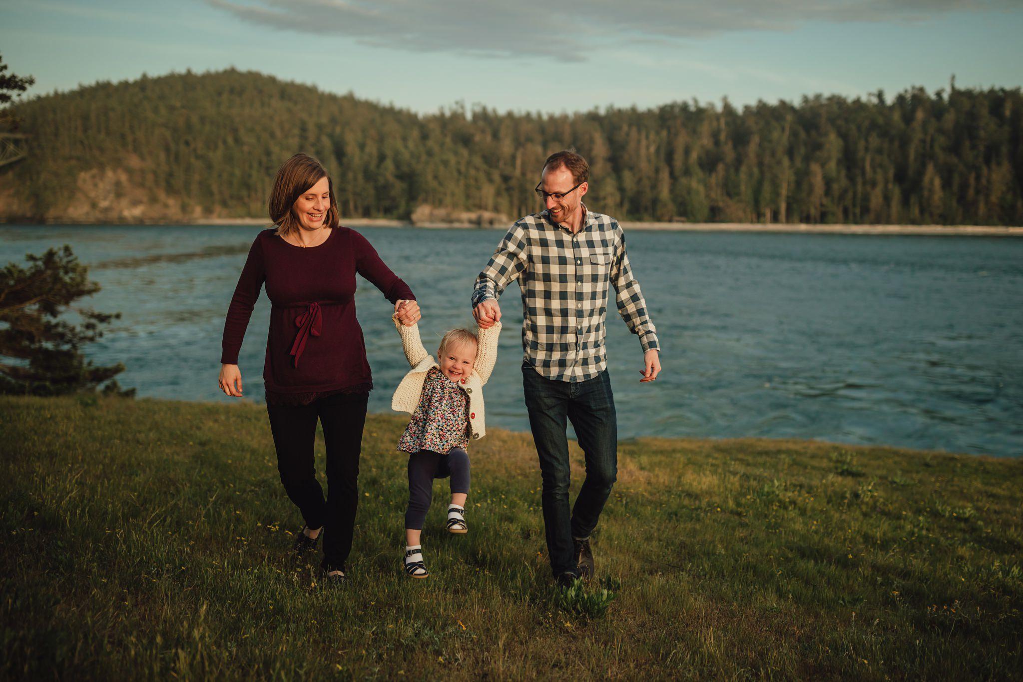 Bowman Bay family photographer