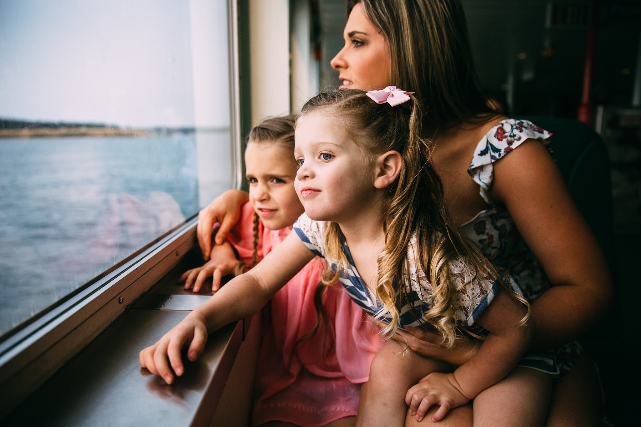 Port Townsend Ferry family photographer