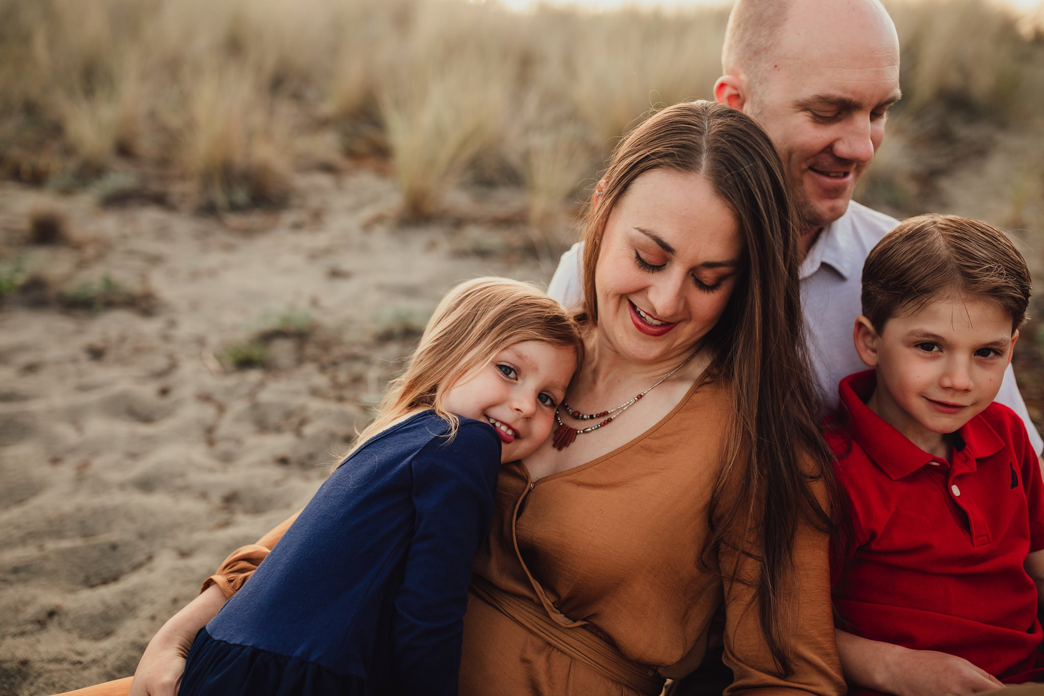 deception pass family photos