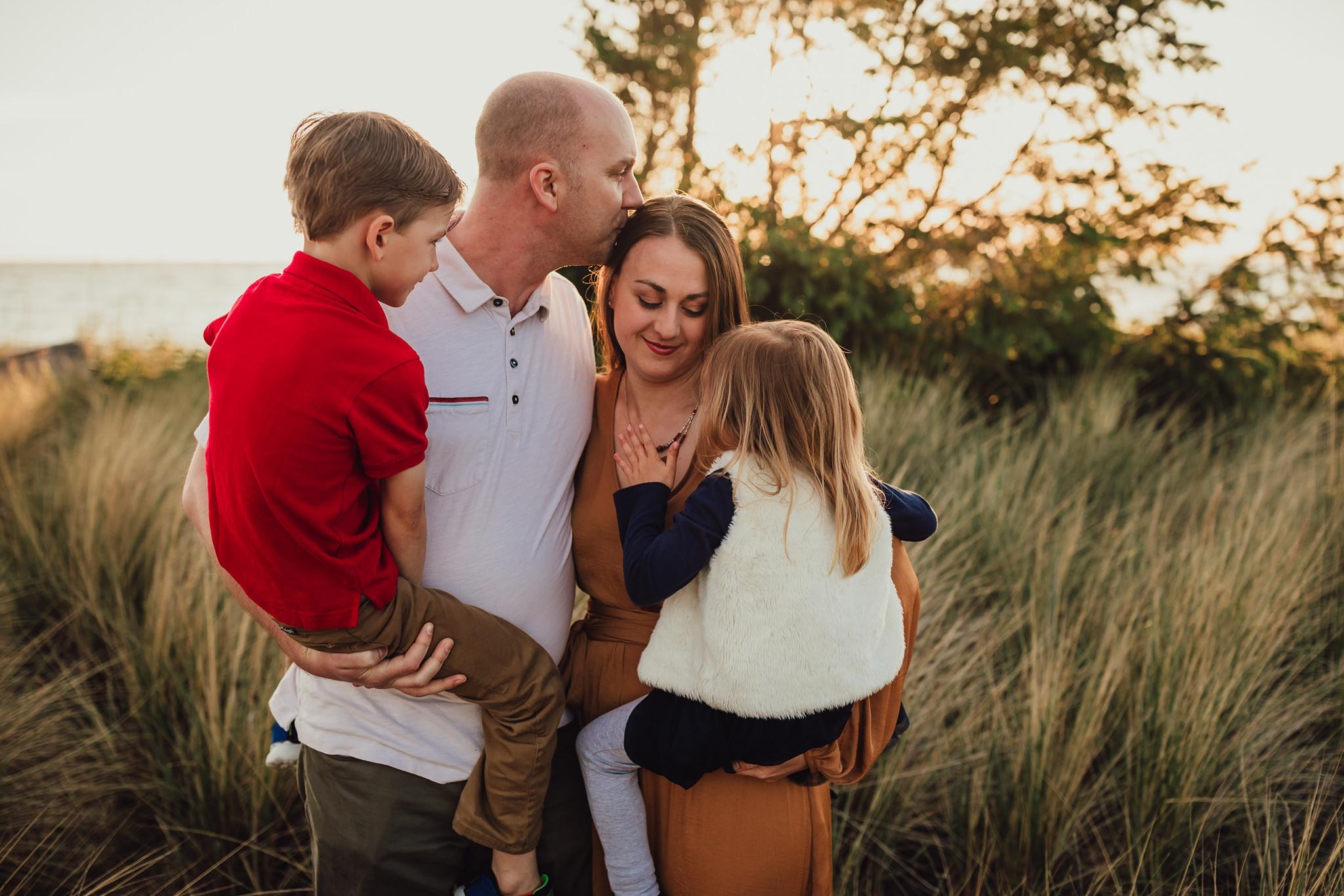deception pass family portraits