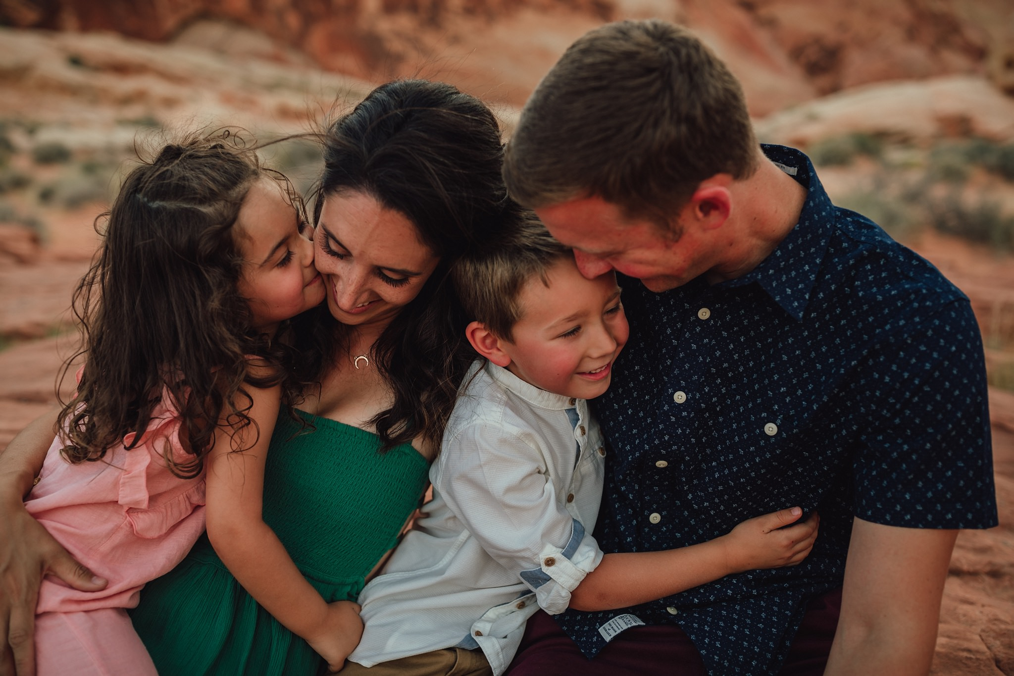 valley of fire family pictures