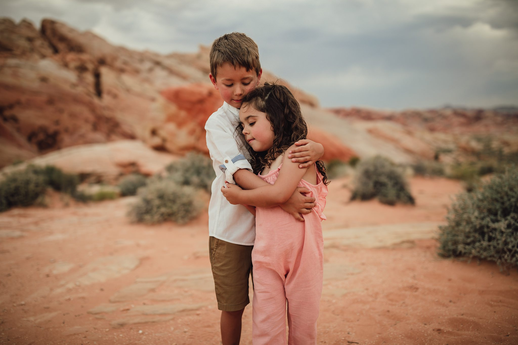 best valley of fire family photographers